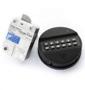 Elektronisch codeslot VDS 2 Mustang Safes