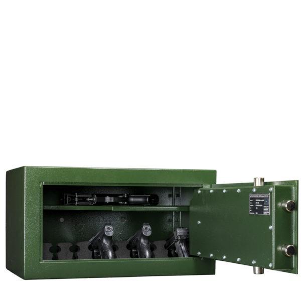 Pistool en Munitiekluis MSW-B 300
