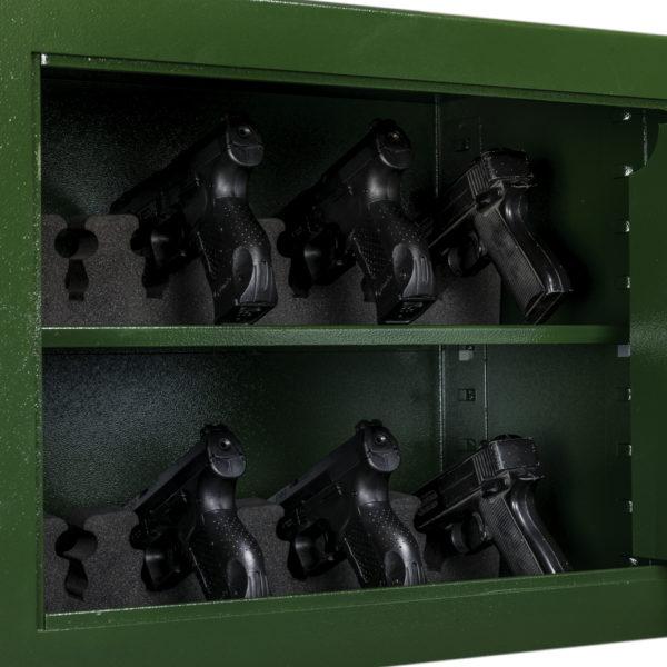 MustangSafes MSW-B 400 S2