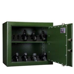 Pistool en Munitiekluis MSW-B 500 - Mustang Safes