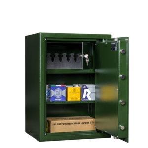 Pistool en Munitiekluis MSP-4 - Mustang Safes