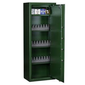 Pistool en Munitiekluis MSP-8 - Mustang Safes