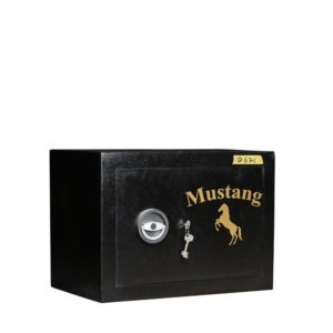 Pistool en Munitiekluis MSW-B 400 demo model D671 - Mustang Safes