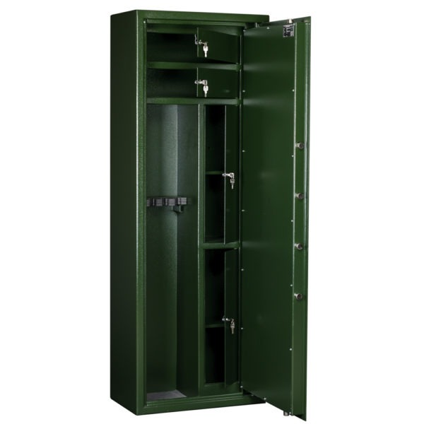 Wapenkluis MSG 6-16 S1 - Mustang Safes
