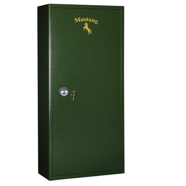 Wapenkluis-MSG720S1-sleutelslot-groen-mustangsafes
