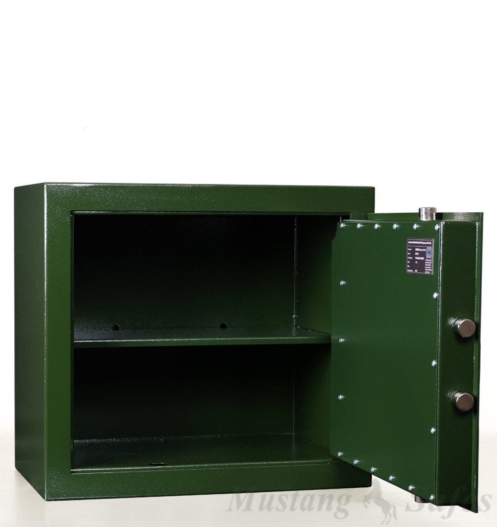 Pistool en Munitiekluis MSW-B 500