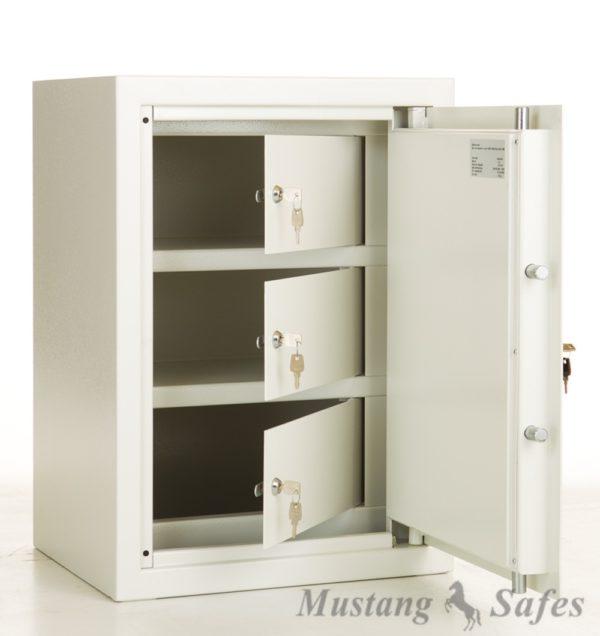 Pistool en Munitiekluis MSP-2