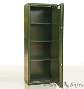 Pistool en Munitiekluis MSP-7 - Mustang Safes