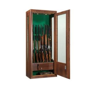 Wapenkluis met glas MS Allodola - Mustang Safes