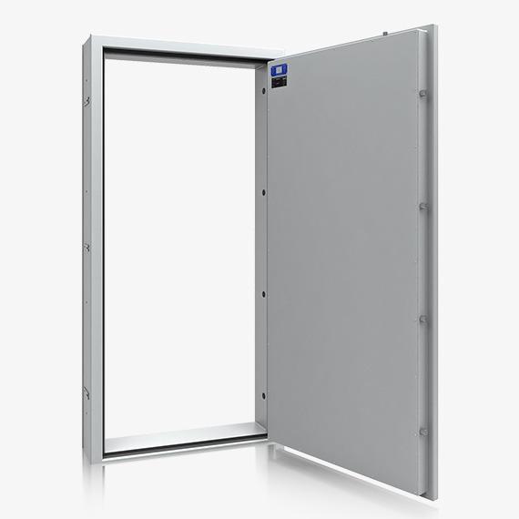 Kluisdeur MSKD55302 - grijs - Mustang safes