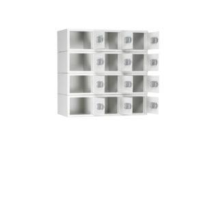 Pistoolkluis 12 units schakelbaar - Mustang Safes
