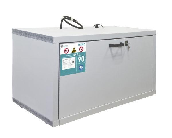 Brandwerende Veiligheidskast onderbouw voor Li-ion accu's