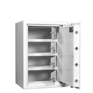 Pistoolkluis MSP-2-4 met 4 binnenkluizen - Mustang Safes