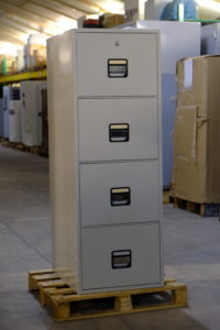 Brandwerende Ladekast Sun Safe SF 680-4DK Demo 638 - Mustang Safes
