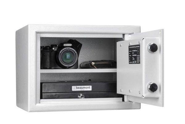 Privekluis MS-M100 open