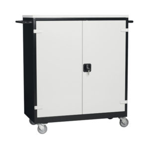 Filex Security Laptop trolley voor 30 laptops - Mustang Safes