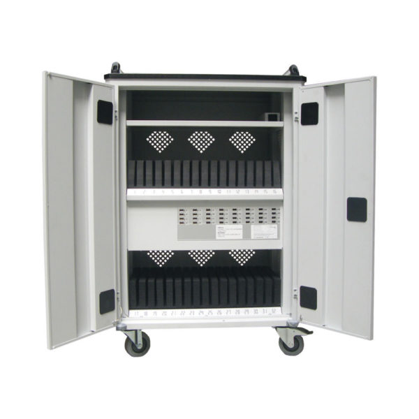 Filex Security LT trolley voor 32 tablets