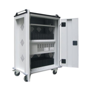 Filex Security LT trolley voor 32 tablets - Mustang Safes