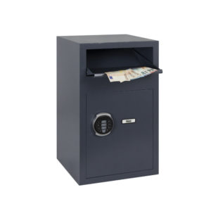 Filex Security DS 2 afstortkluis met elektronisch codeslot - Mustang Safes