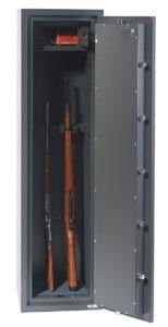 Phoenix Rigel GS8021E Wapenkluis inbraak en brandwerend – Elektronisch codeslot - Mustang Safes