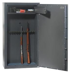 Phoenix Rigel GS8025E Wapenkluis inbraak en brandwerend – Elektronisch codeslot - Mustang Safes