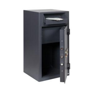 Salvus Monopoli 2 elo afstortkluis met elektronisch codeslot - Mustang Safes