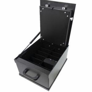 Salvus mobiele keycard- en sleutelkluis groot - Mustang Safes