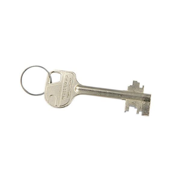 Extra dubbelbaard sleutel voor Salvus Verona HS
