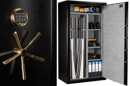 Wapenkluis S2 luxe bekleed – MSG 30-7 S2 USA 4-11 - Mustang Safes