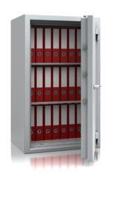 Inbraak- en brandwerende documentenkast – De Raat Combi-Paper S2-200 - Mustang Safes