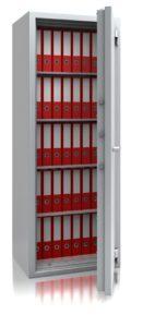 Inbraak- en brandwerende documentenkast – De Raat Combi-Paper S2-340 - Mustang Safes