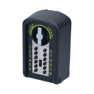 Gecertificeerde inbraakwerende sleutelkluis Filex CR - Mustang Safes