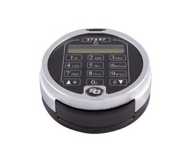 Elektronisch cijferslot S&G Titan - Mustang Safes