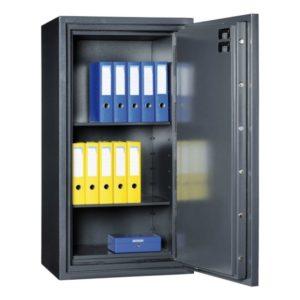 Inbraak- en brandwerende kluis Salvus Bologna 165elo – Klasse 1 met elektronisch codeslot - Mustang Safes