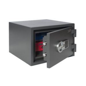 Inbraak- en brandwerende privékluis Salvus palermo 1elo S2 – Elektronisch codeslot - Mustang Safes