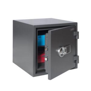 Inbraak- en brandwerende privékluis Salvus palermo 2elo S2 – Elektronisch codeslot - Mustang Safes