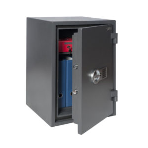 Inbraak- en brandwerende privékluis Salvus palermo 3elo S2 – Elektronisch codeslot - Mustang Safes