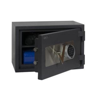 Inbraak- en brandwerende kluis Salvus Ravenna 1elo Klasse 1 – Elektronisch codeslot - Mustang Safes