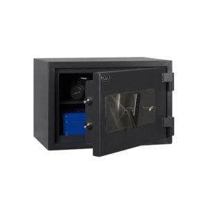 Inbraak- en brandwerende kluis Salvus Ravenna 1 Klasse 1 - Mustang Safes