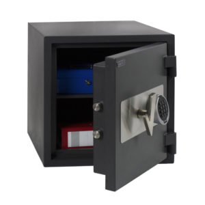 Inbraak- en brandwerende kluis Salvus Ravenna 3elo Klasse 1 – Elektronisch codeslot - Mustang Safes
