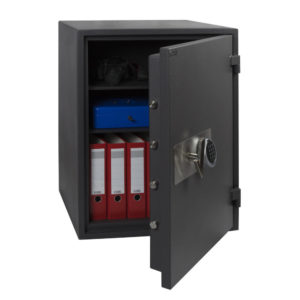 Inbraak- en brandwerende kluis Salvus Ravenna 7elo Klasse 1 – Elektronisch codeslot - Mustang Safes
