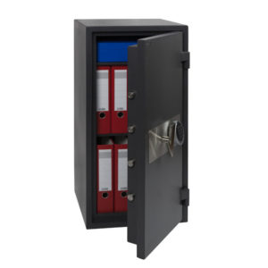 Inbraak- en brandwerende kluis Salvus Ravenna 8elo Klasse 1 – Elektronisch codeslot - Mustang Safes