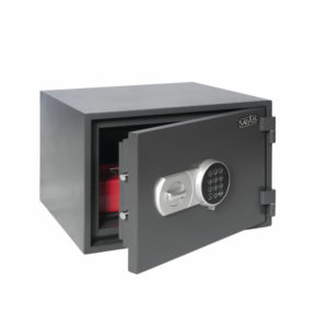 Brandwerende privékluis Salvus Torino 1 met elektronisch codeslot - Mustang Safes
