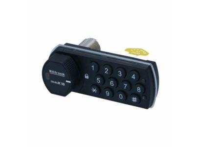 MiniK10 Lockerslot code horizontaal - Mustang Safes