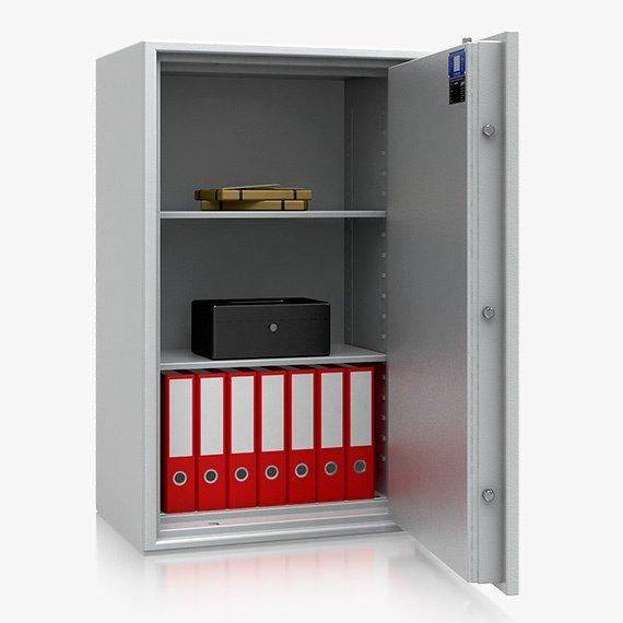 Brand- en inbraakwerende documentenkluis R1F-I-4 – S60P/Klasse 1