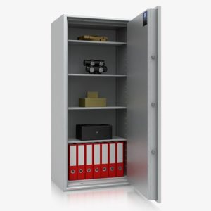 Brand- en inbraakwerende documentenkluis R1F-I-6 – S60P/Klasse 1 - Mustang Safes