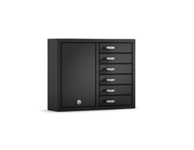 Creone 9006E KeyBox Expansion RVS - Mustang Safes